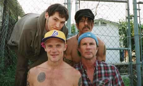 Red Hot Chili Peppers, CD of the week
