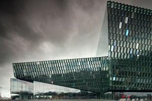 harpa reykjavik eliasson