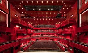 harpa auditorium