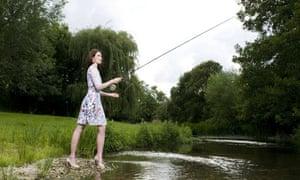 lauren cuthbertson fishing