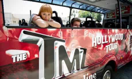 TMZ bus tour