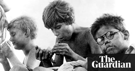 william golding centenary why lost boys will always a dark  william golding centenary why lost boys will always a dark lord to worship books the guardian
