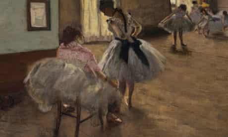 Degas, Ballet