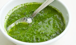 Nigel Slater's classic salsa verde recipe | Life and style | The ...