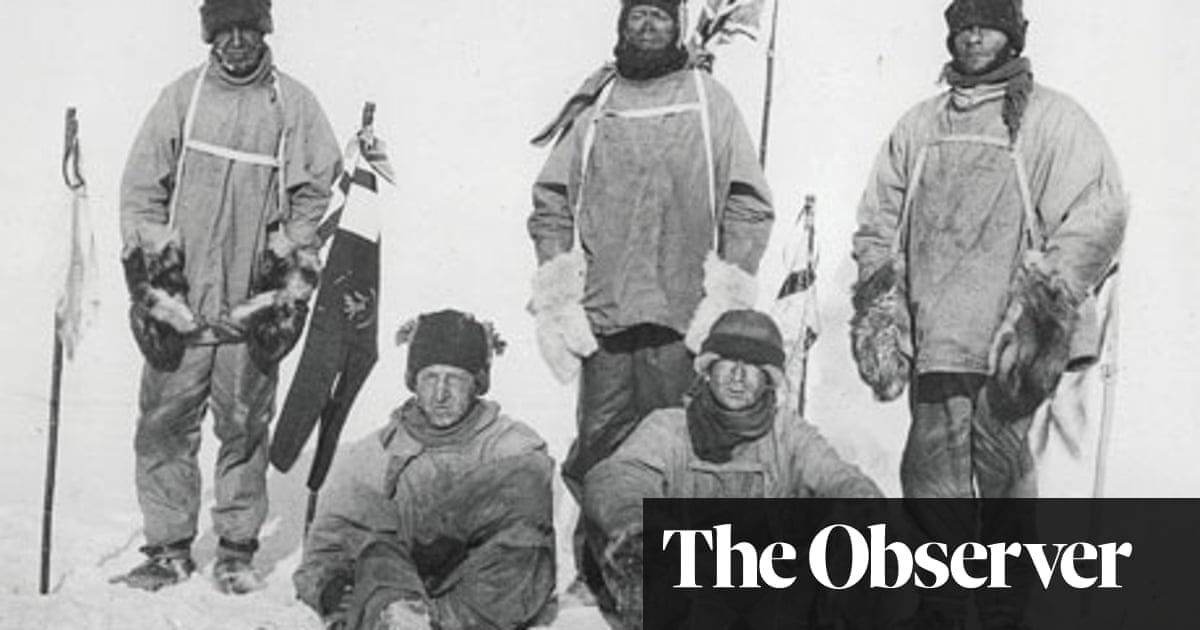 Scott of the Antarctic: the lies that doomed his race to the