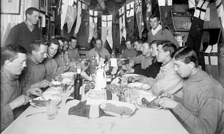 Scott's birthday Terra Nova Expedition