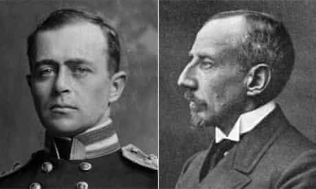 scott and amundsen montage