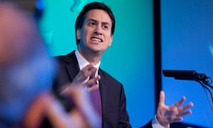 Ed Miliband at TUC conference