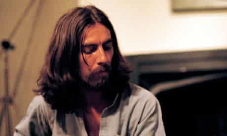 george harrison material