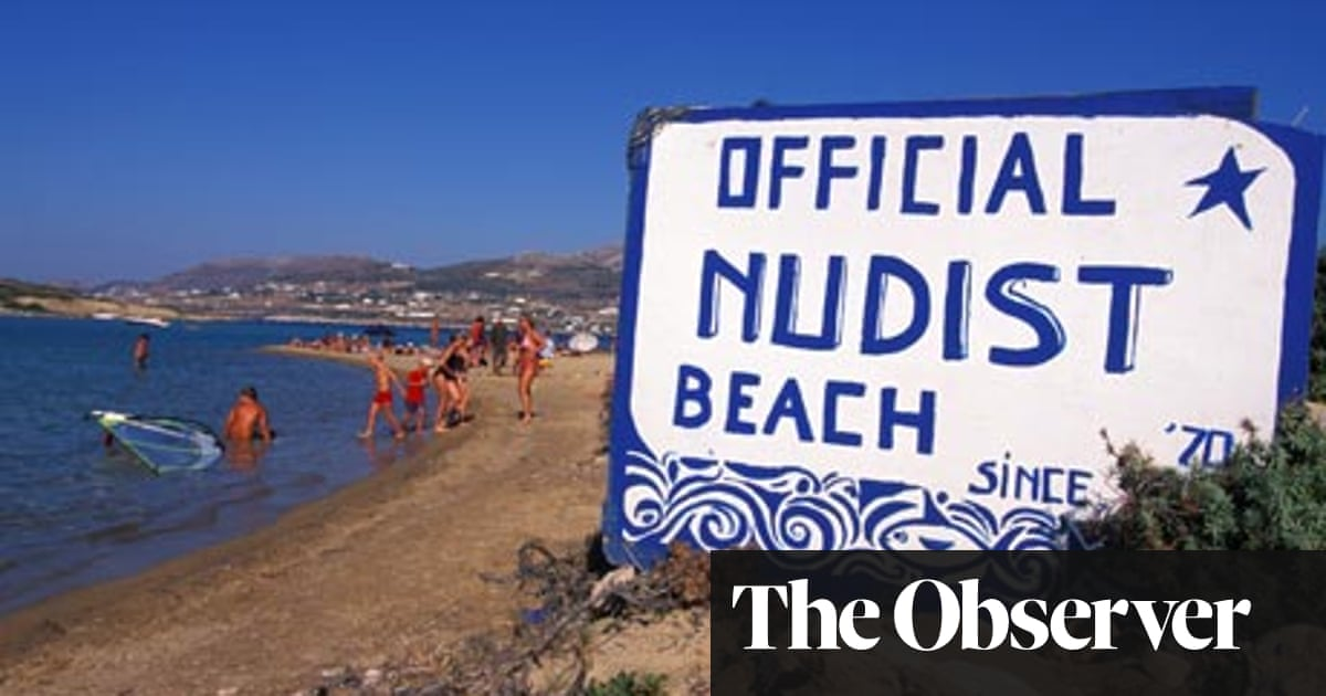 Nude beach naked Nude at
