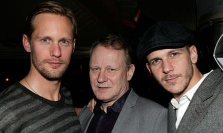 Skarsgards, Alexander, Stellan and Bill