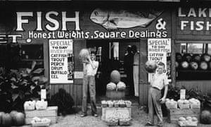 Alabama Road Stand 1936