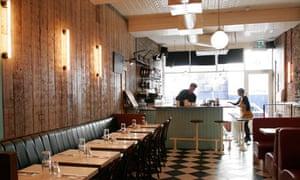 mishkin's restaurant
