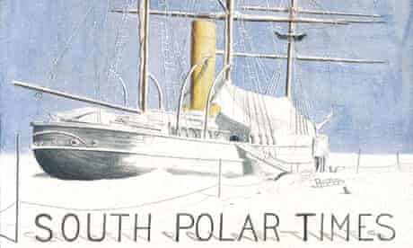 South Polar Times cover June 1902