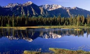 mountains in the Alaska Range Cantwell, Alaska