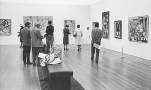 Picasso At The Tate 1960
