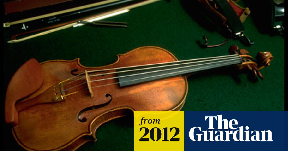Paypal Accused Of Making Dissatisfied Buyer Smash Antique Violin World News The Guardian
