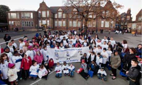 ownhills Primary School in Tottenham