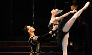 swan lake birmingham royal ballet