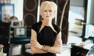 Cosmopolitan editor Joanna Coles in New York