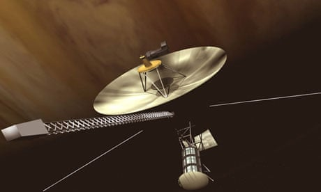 Voyager: the space explorers that are still boldly going ...