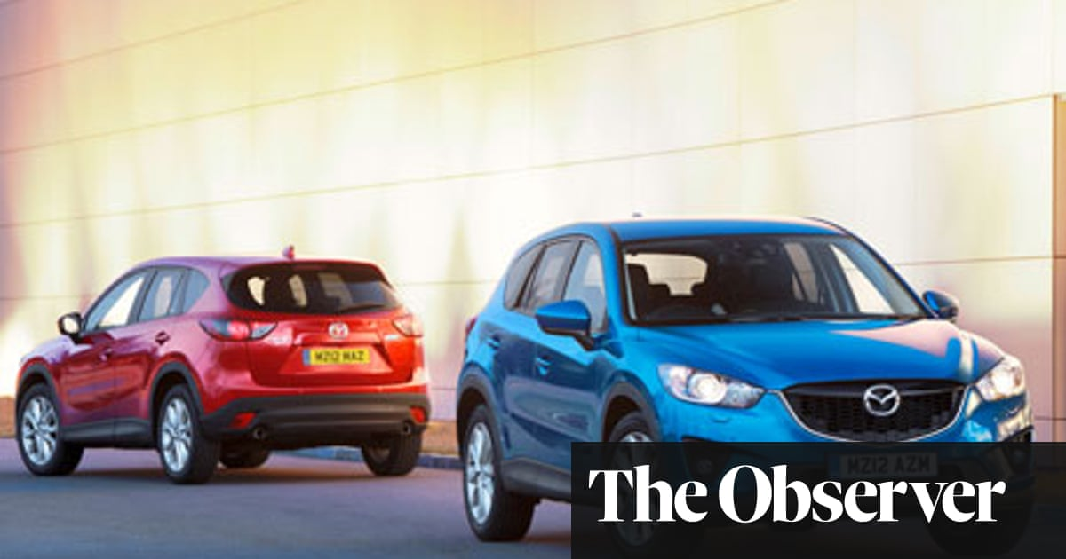 Car review: Mazda CX-5 | Technology | The Guardian