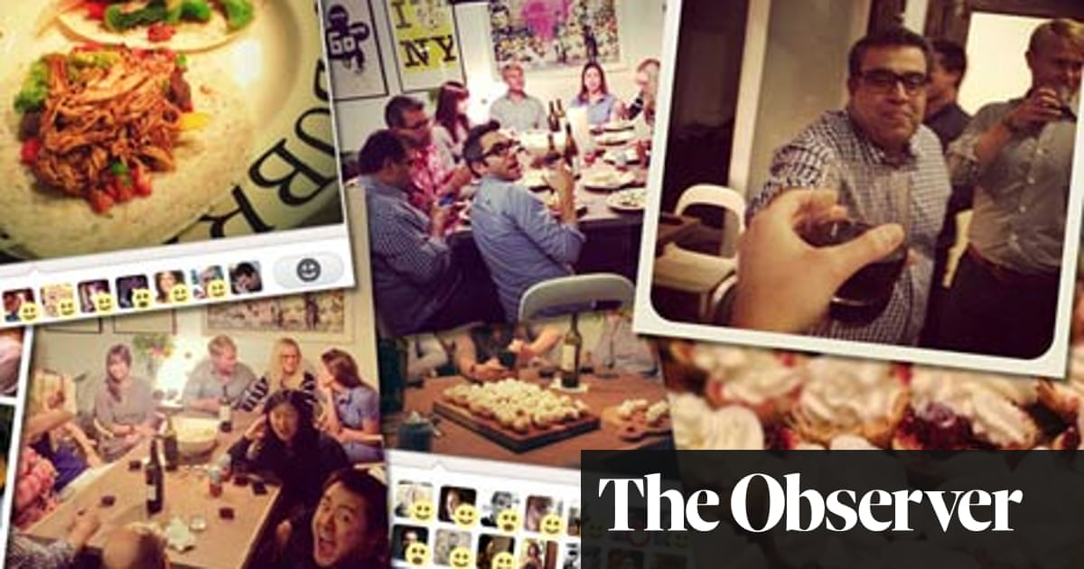 How social networks can destroy your social life | Technology | The