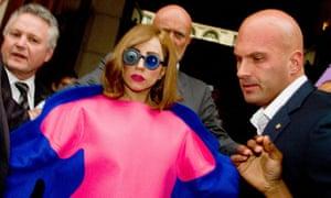 Lady Gaga, Debate