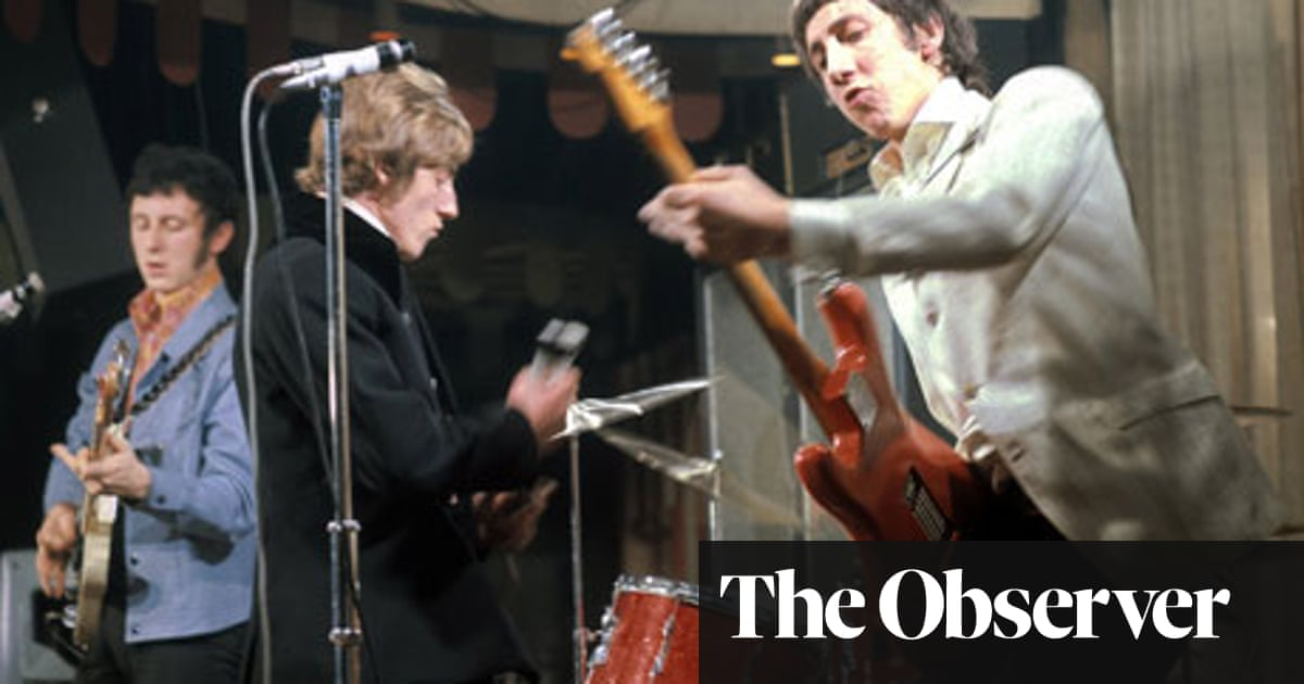 Who I Am by Pete Townshend – review | Books | The Guardian