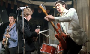 The Who in Concert at the Marquee Club, London, Britain - Mar 1967
