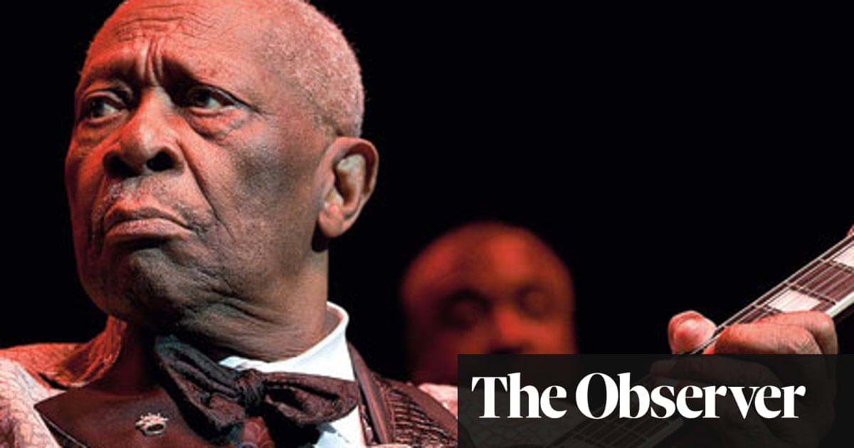 BB King at 87: the last of the great bluesmen   Music   The