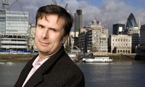 Robert Peston in London