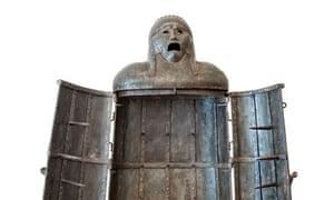 Iron Maiden, medival torture device