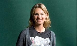 Writer Kate Mosse