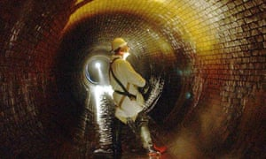Victorian sewer, Knightbridge