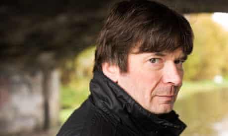 Ian Rankin crime writer