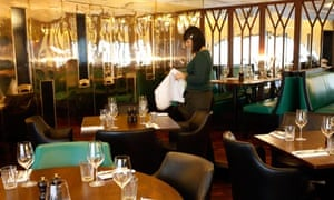 Hawksmoor restaurant, Air Street, Piccadilly, London