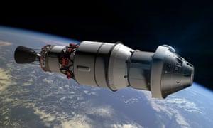 Orion Multiple Purpose Crew Vehicle
