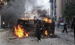 Magnum Revolution Moises Saman Tahrir Square