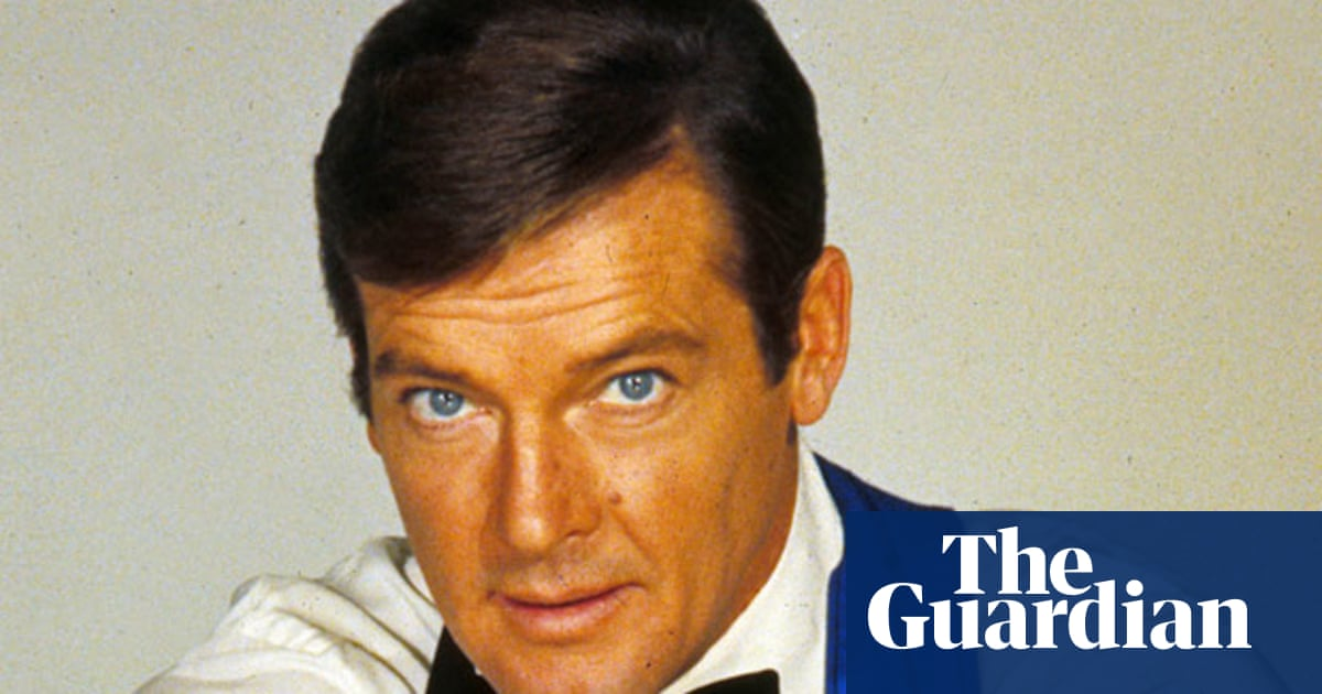 Image result for roger moore foie gras