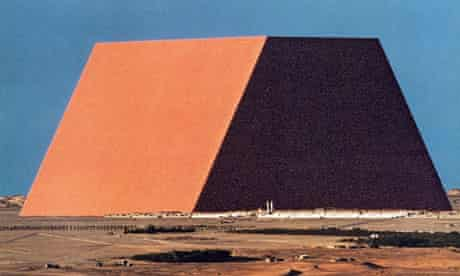 What the Mastaba will look like