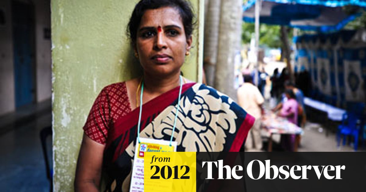 e4b81bd3 India's clothing workers: 'They slap us and call us dogs and donkeys ...
