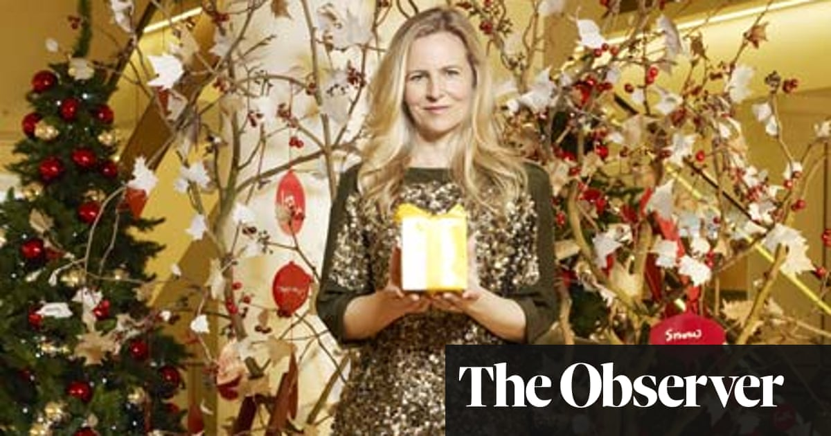 23710f72484 How Selfridges gets the tills jingling at Christmas | Life and style ...