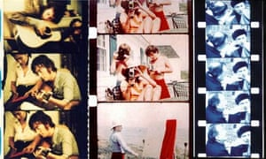 Jonas Mekas films of Lennon, Kennedy, Dali