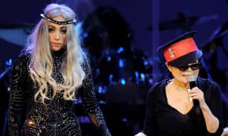 """Yoko Ono Performs """"We Are Plastic Ono Band"""" At The Orpheum Theater - Night 2"""