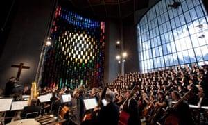Britten's War Requiem Coventry