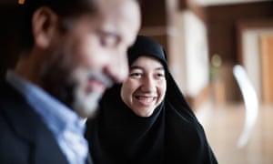 sami al saadi and daughter khadija