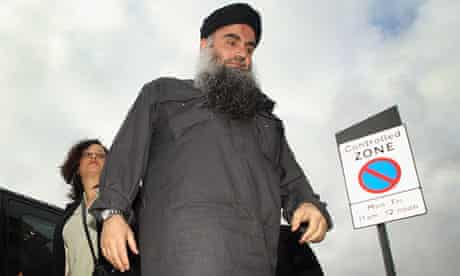 ***BESTPIX*** Muslim Cleric Abu Qatada Is Released From Prison