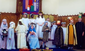Linda Woodhead, nativity play