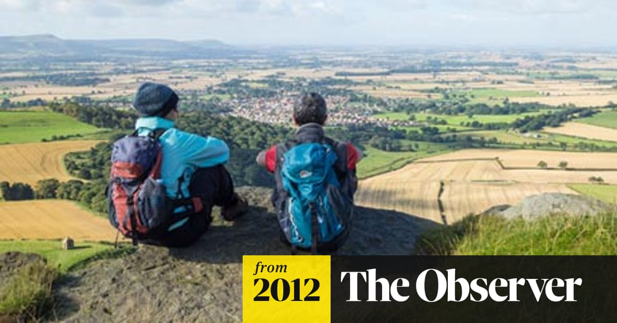Why winter is the time for a ramble in the countryside